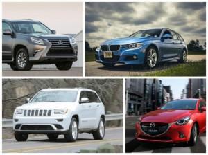 Nauji automobiliai nuomai